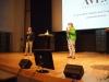 Värdarna för Arkivveckan - Arkiv Västmanland och Västerås stadsarkiv - tackar alla för en lyckad konferens (Fotograf: Maria Bjersby Stenudd)